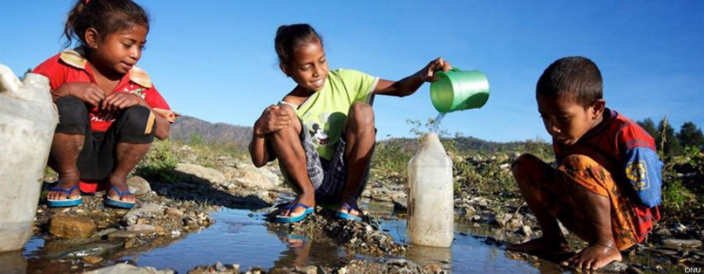 Living without water: the crisis pushing people out of El Salvador