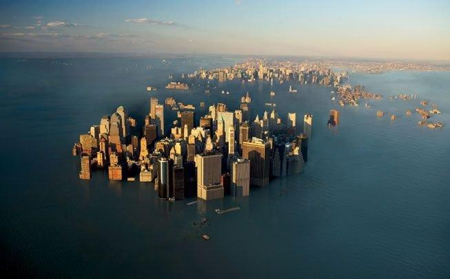 Sea level rise to cause major economic impact in the absence of further climate action